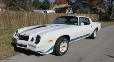 Today's Cool Car Find is this 1979 Chevrolet Z28 Camaro