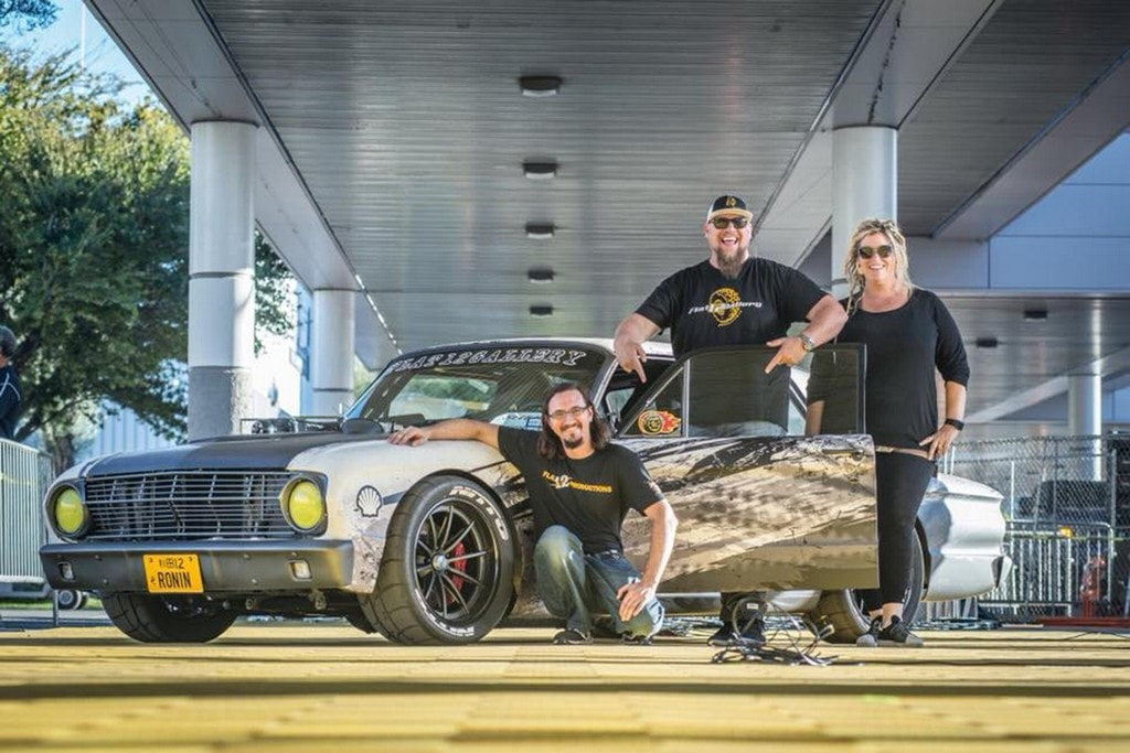Flat 12 Gallery's Jeff Allen Talks Car Chasers and His '63 Ford Falcon