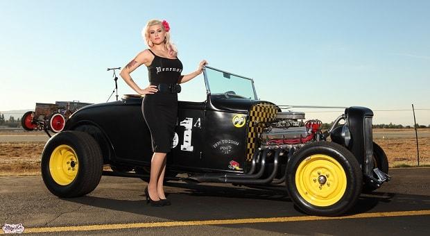Pinup of the Week: Lady Venenosa