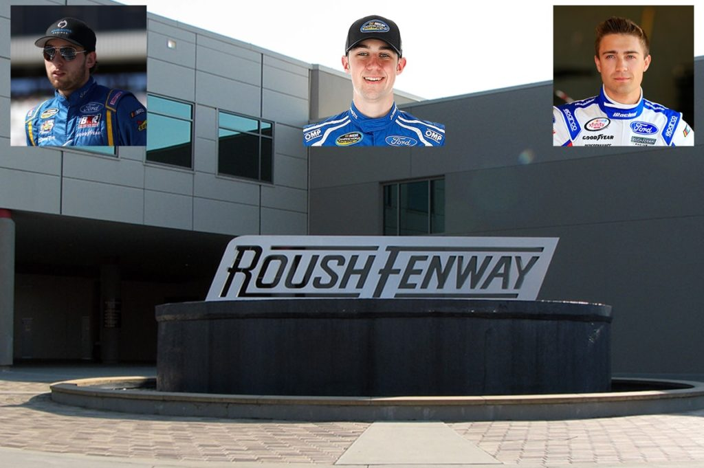 Roush-Fenway's Xfinity 2018 Development Team is a Work in Progress