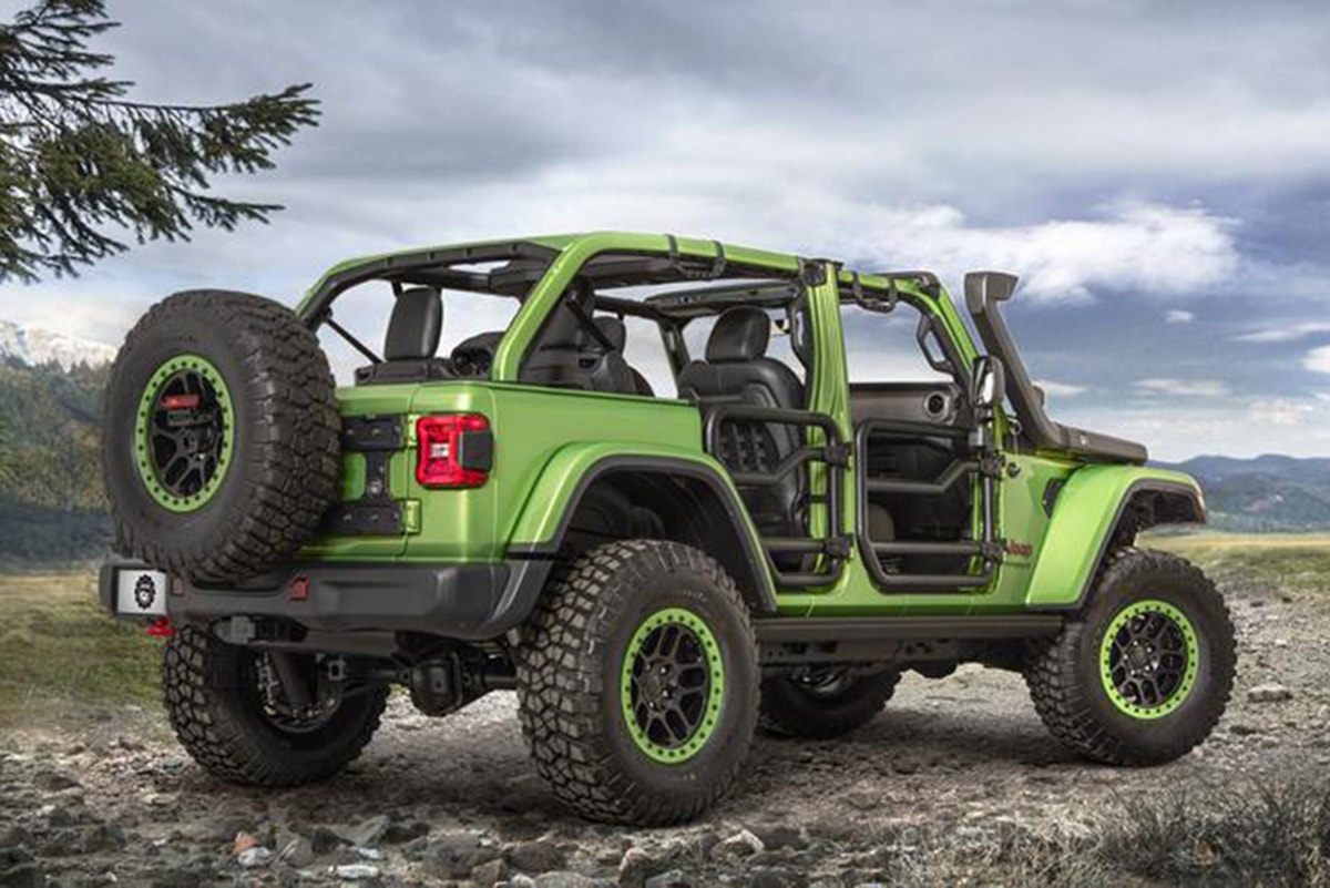 Will Jeep Go Electric?