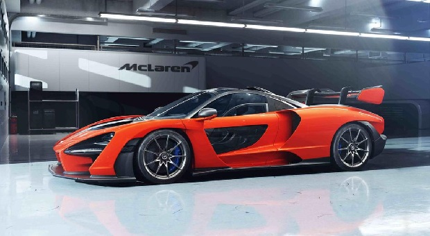McLaren Releases the Ultimate Track Weapon