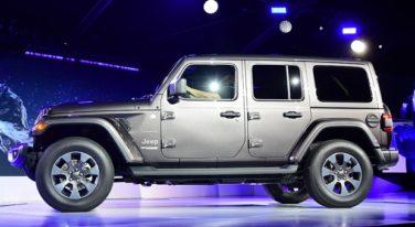 2018 Jeep Wrangler Debuts at LA Auto Show