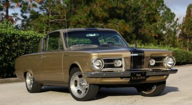 One Day at a Time for this 1964 Plymouth 'Cuda