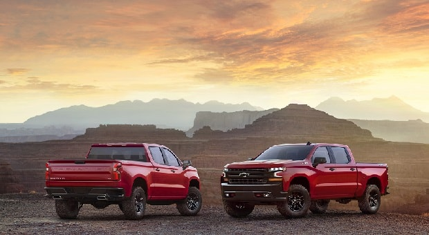 Chevy Reveals 2019 Silverado 1500 in Texas Surprise