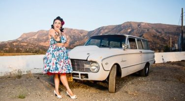 Pinup of the Week: La Pachuquita