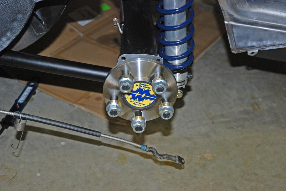 Wheel Studs and Lug Nuts, Hooray! Part 2