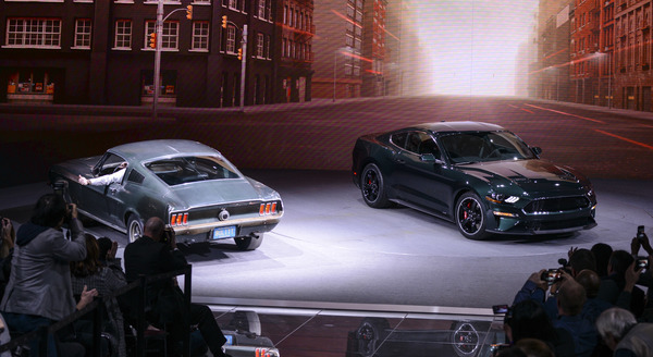 Ford's 2019 Mustang Bullitt Adds to Iconic Pony Car's Fame
