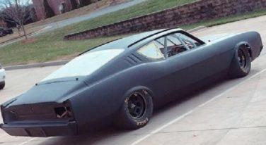 '68 Cyclone Powered by Roush-Yates