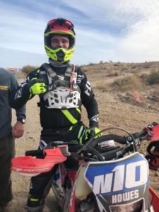 UTV Winter Nationals, Desert Racing Association, Ellen Richardson