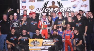 Christopher Bell Earns Back to Back Chili Bowl Victories