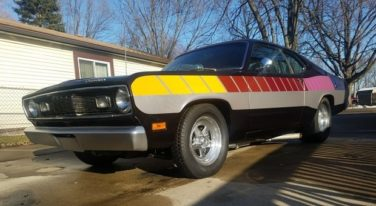 Today's Cool Car Find is this 1971 Plymouth Duster