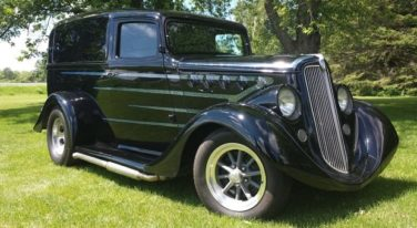 Today's Cool Car Find is this 1935 Willys 77 Sedan Delivery