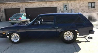 1974 Chevrolet Vega, Pro Street, Cool Car Find, Classified, Vega