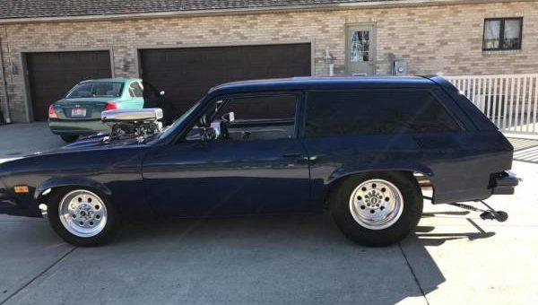 1974 Chevrolet Vega, Pro Street, Cool Car Find, Classified, Vega