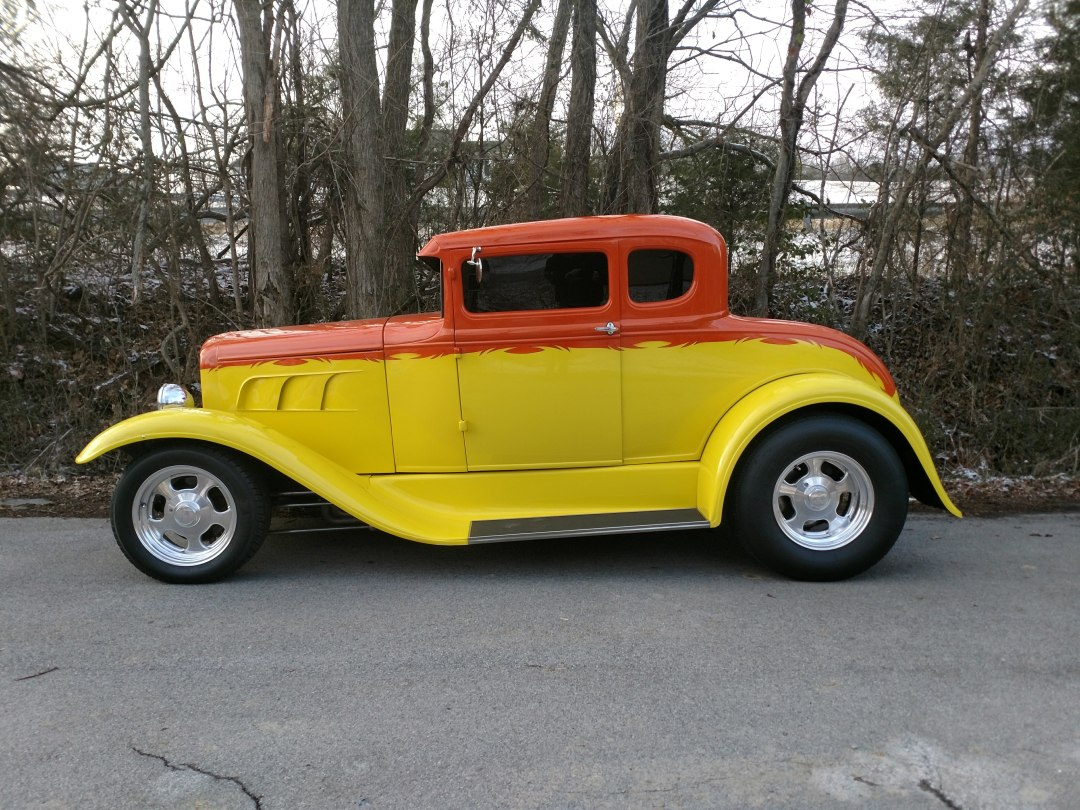 Todays Cool Car Find Is This Ford Model A RacingJunk News - Cool car models