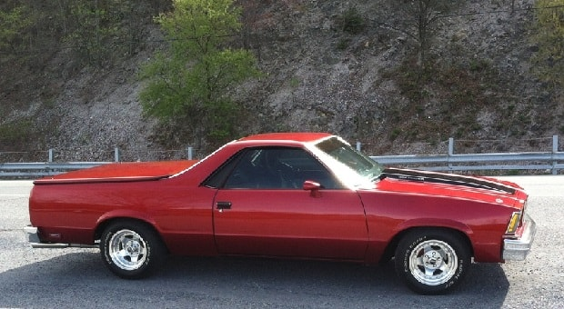 Today S Cool Car Find Is This 1979 Chevrolet El Camino For 35 000