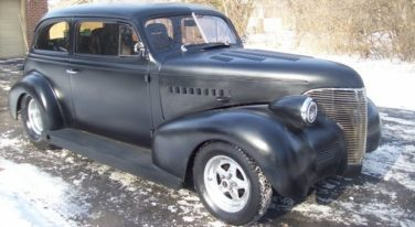 Today's Cool Car Find is this 1939 Chevrolet Pro Street for $18,500