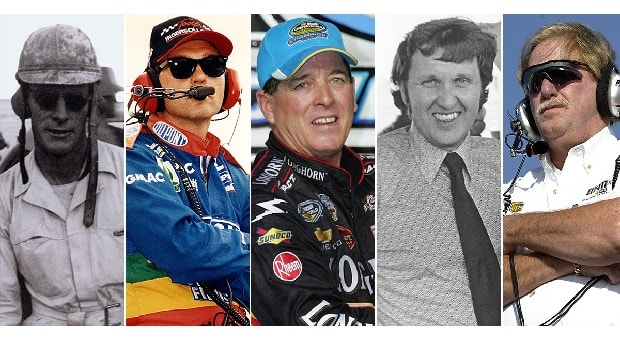 NASCAR 2018 Hall of Fame Inductees