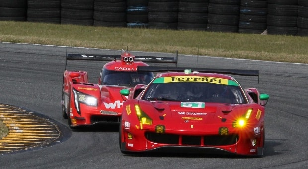 Galley: Roar before the Rolex 24