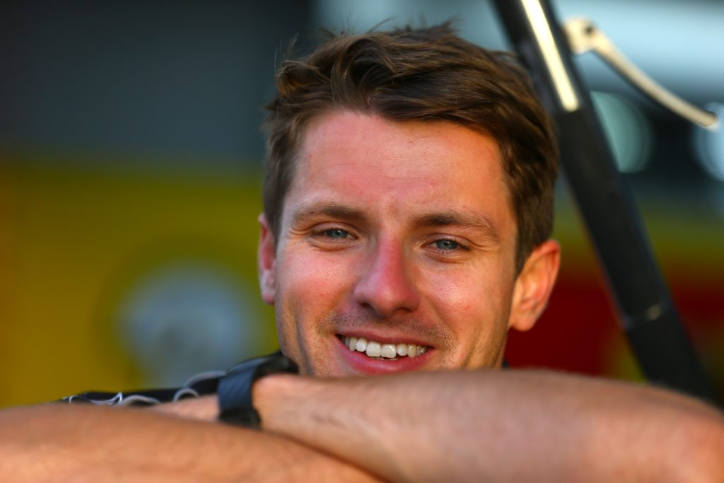 Jordan King Completes Ed Carpenter Racing No. 20 Lineup