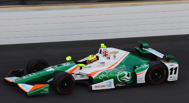 New Look for IndyCar