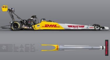Crampton Gains DHL; Kalitta Air Sponsorship