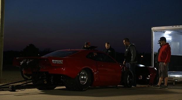 Street Outlaws' Ryan Martin Talks Fireball Camaro