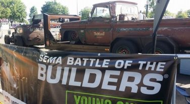 Luke Merrill Selected for SEMA Young Guns Build-Off