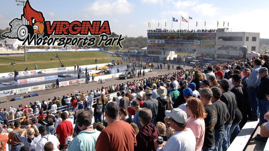 NHRA, Virginia Motorsports Park