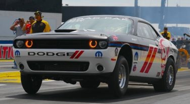 Pritchett Enters NHRA Factory Stock Showdown Races
