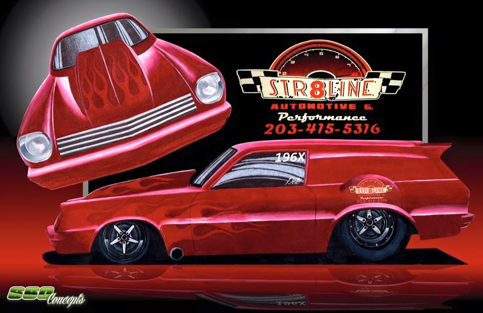 January Calendar Car: Pete Sanca