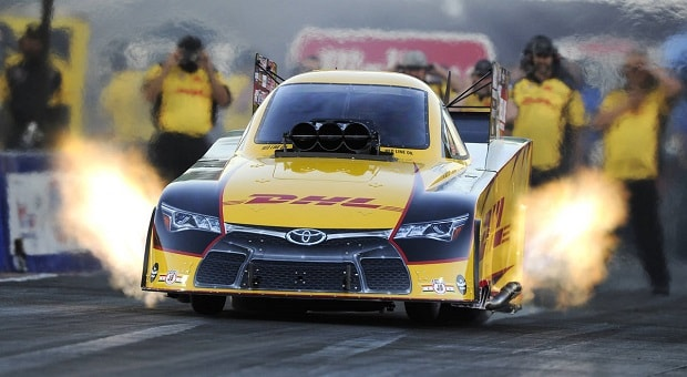 Kalitta Duo Changes Course