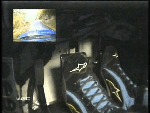 The General Approach to Rally Racing