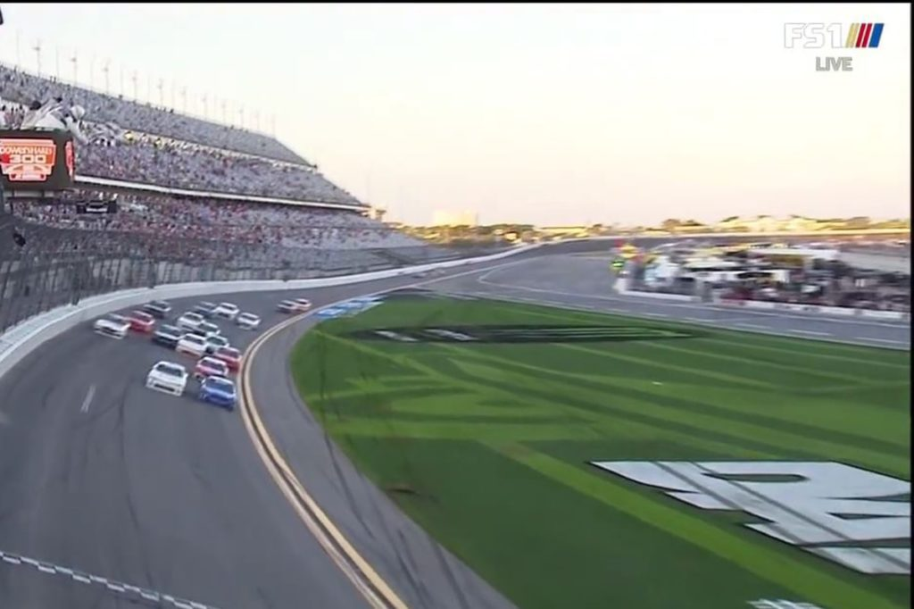 NASCAR's Season Starts with Broken Records