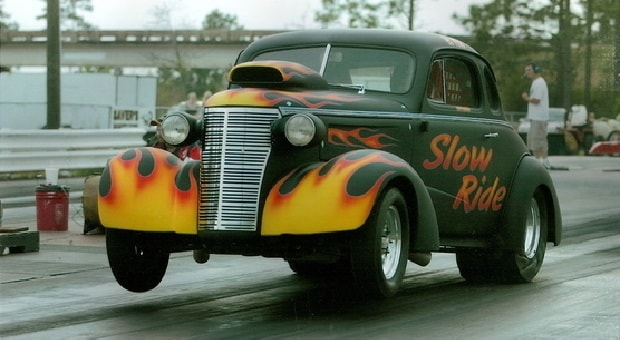 Today's Cool Car Find is this 1938 Chevy Coupe for $50,000