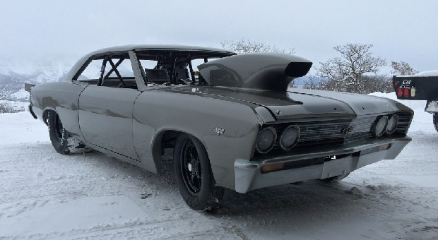 Today's Cool Car Find is this 1967 Chevrolet Chevelle SS for $45,000