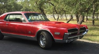 Today's Cool Car Find is this 1968 Mercury Cougar for $47,770