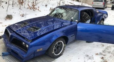 Today's Cool Car Find is this 1977 Pontiac Firebird for $22,500