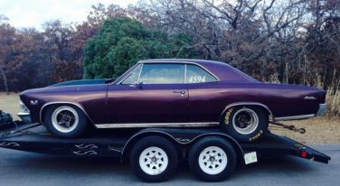 Today's Cool Car Find is this 1966 Chevrolet Chevelle for $25,500
