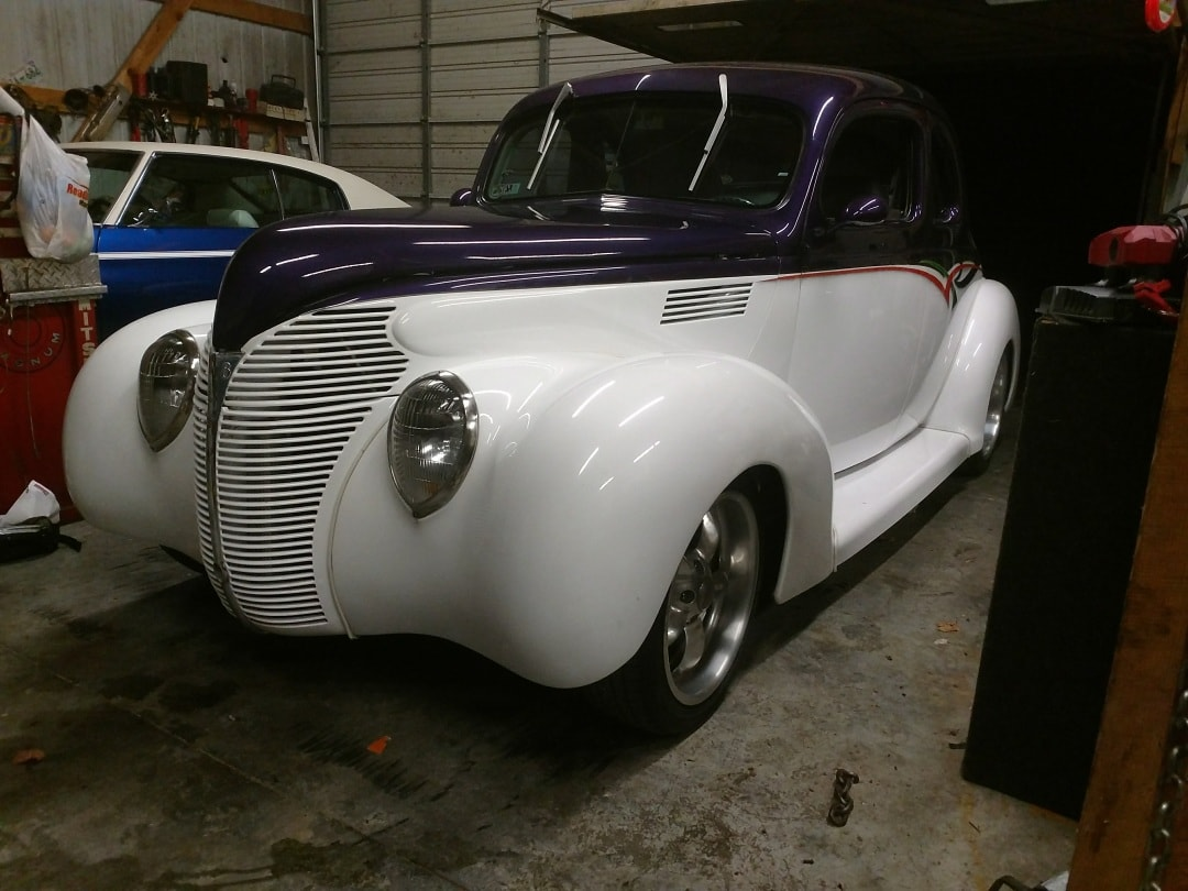 Today\'s Cool Car Find is this 1939 Ford Business Coupe – RacingJunk News