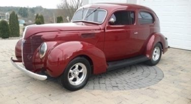 Today's Cool Car Find is this 1939 Ford 2-Door Sedan