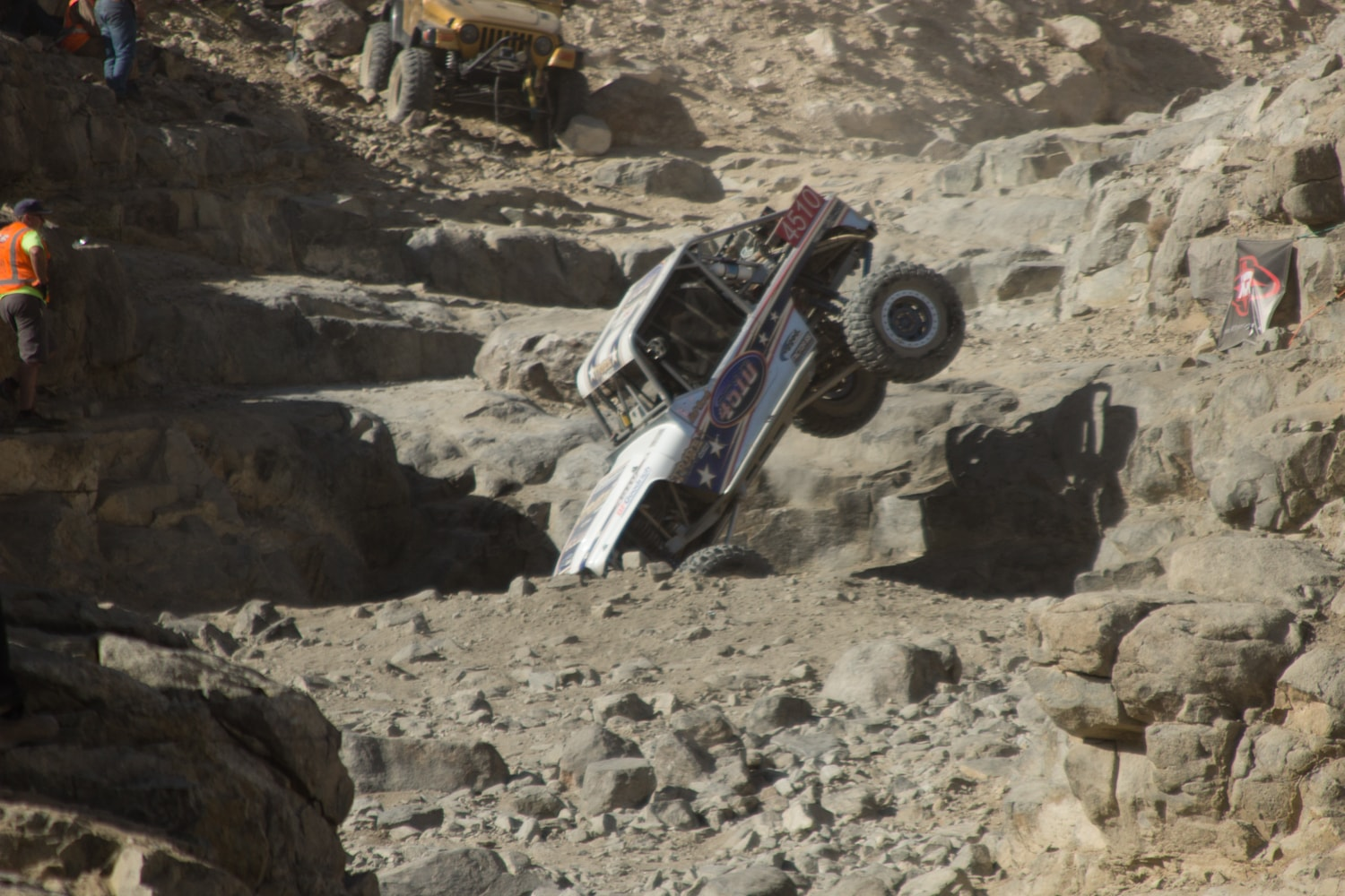 King of the Hammers 2018, Justin Banner, Rock crawler, Off Road