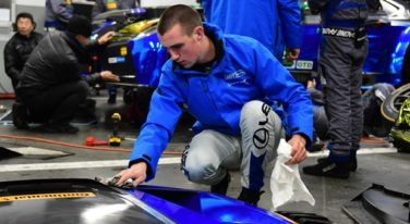 Cindric Works His Way Up the NASCAR Ladder