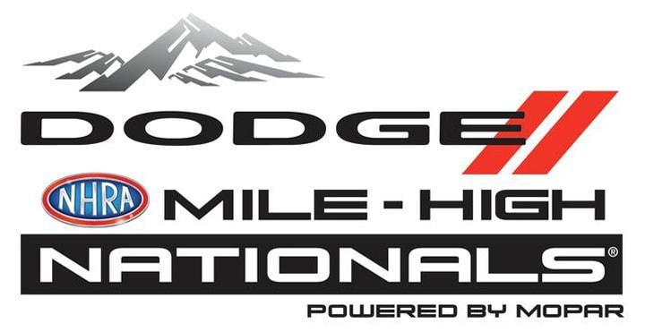 Dodge Sponsors Bandimere