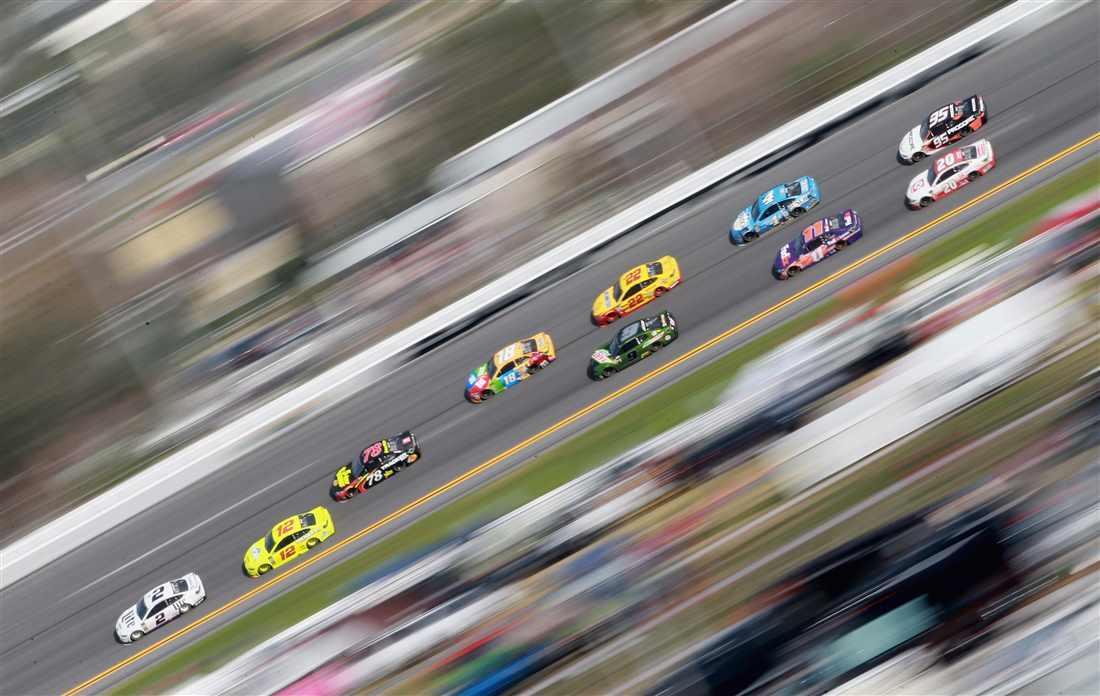 NASCAR Clash 2018