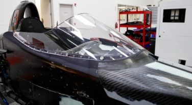 Indy Car to Test New Windscreen
