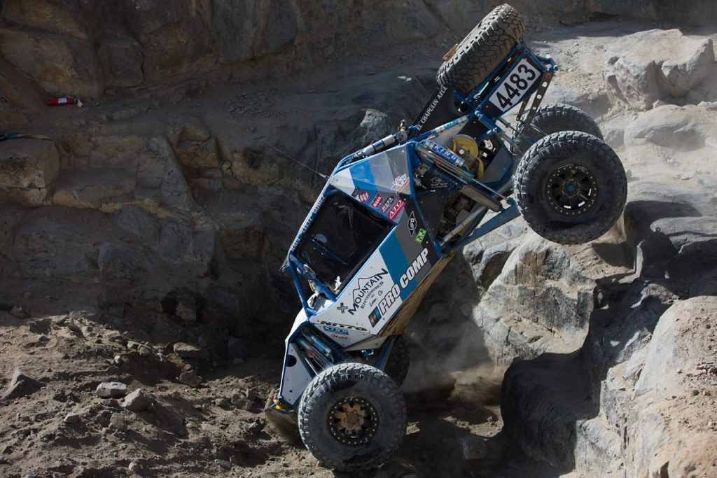 King of the Hammers, Jason Zindroski