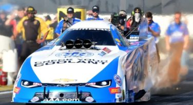 John Force NHRA Day 1