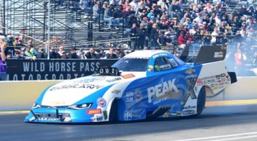 "John Force Survives the ""Big One"""